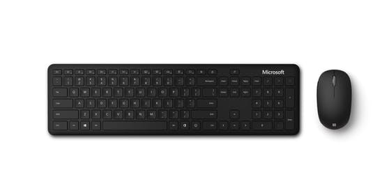 Microsoft Bluetooth Desktop: Schlichtes und funktionales Bundle