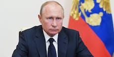 Putin kann jetzt bis 2036 Präsident bleiben