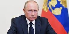 Putin soll schwer krank sein und im Januar zurücktreten