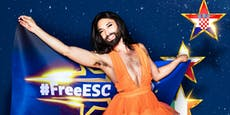 #FreeESC: Conchita singt - Stefan Raab auch?