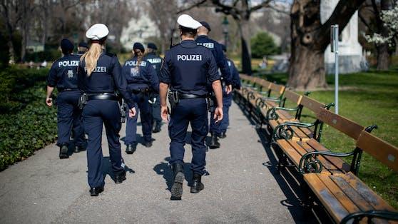 Ein Wiener startete eine Prügelei mit gleich 7 Polizisten. (Symbolbild)