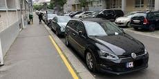 Wer hier sein Auto parkt, dem droht Strafzettel