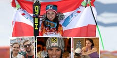 Die Höhepunkte in der Karriere von Ski-Queen Anna Veith