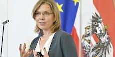 Umweltministerin Gewessler negativ getestet
