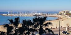 So sieht Mallorca ohne Touristen aus
