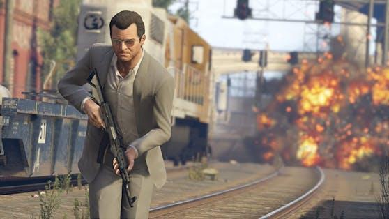 """""""Grand Theft Auto 5"""" erscheint für die dritte Konsolengeneration."""