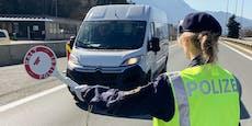 Einreise-Stopp für Tirol nun fix