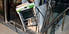 DNA-Spur führte zu brutalen Bankomat-Sprengern