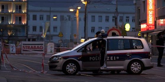 Bei dem Vorfall wurde ein Polizist verletzt.