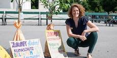 Klimavolksbegehren schickt Postkarten an Kanzler Kurz