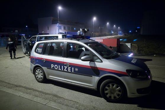 Die Polizei führte in Wels Kontrollen durch (Symbolfoto).