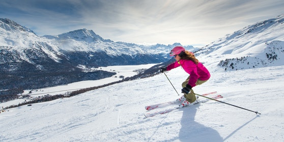 Im Zillertal kann man das ganze Jahr über Ski fahren (Symbolbild).