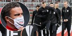 LASK verliert 12 Punkte, muss 75.000 Euro zahlen