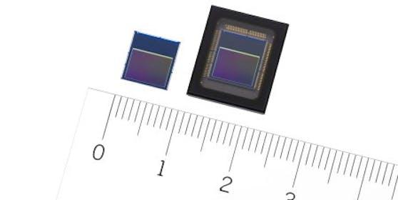 Sony bringt die weltweit ersten Intelligent Vision Sensors mit KI-Verarbeitung auf den Markt.