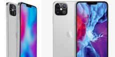 Apple macht iPhones wieder eckig
