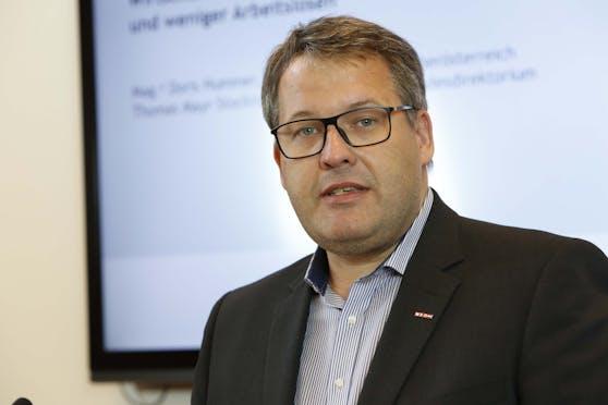 Thomas Mayr-Stockinger ist Wirt und Wirtsprecher in Obersterreich. Wir sprachen mit ihm über die Öffnung.