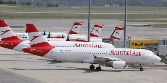 Die Maschinen der AUA fliegen wieder.