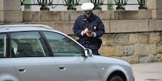 Wiener Parksheriffs stellten falsche Parkstrafen aus