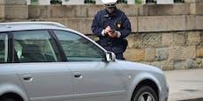 Brutale Attacken auf zwei Park-Sheriffs in Wien