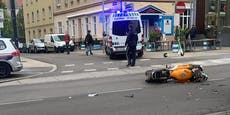 32-jähriger Motorradfahrer bei Unfall mit Pkw verletzt