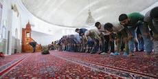 Auch Moscheen verschärfen die Corona-Regeln