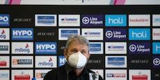 """LASK sagt """"Sorry"""", Rücktritt für Klub-Bosse kein Thema"""