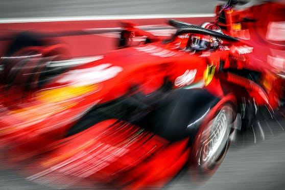 Die Formel 1 arbeitet am Comeback