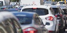 Unfall in Wiener City legt den Stadtverkehr lahm
