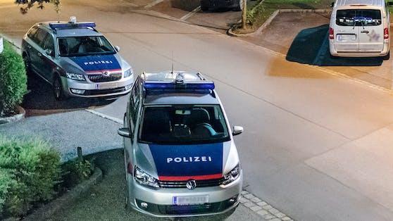 Die Polizei rückte aus und schlichtete den Streit.