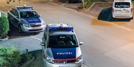Die Polizei rückte zu dem Streit in Dornbirn aus.