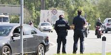 Sohn (17) baut Unfall, Vater beschimpft Polizei