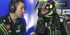 Rossi darf nicht nach Österreich einreisen