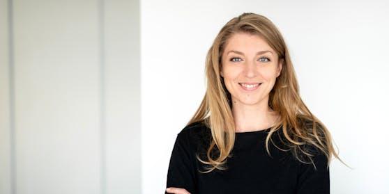 """Christina Mothwurf ist die Initiatorin des Projekts """"Heldenhelfer""""."""