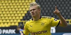 4:0! Dortmund zerlegt Schalke nach Corona-Pause