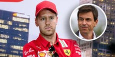 Wolff verrät: Vettel ist Thema bei Mercedes