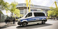 Derby als Geisterspiel: Polizei hat Bitte an die Fans