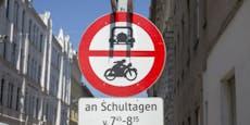 Wiens 1. Schulstraße gilt nun auch am Nachmittag
