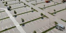 3 Verletzte bei Massenschlägerei auf Parkplatz
