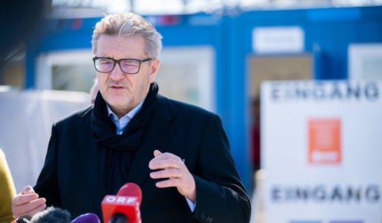 Wiens Gesundheitsstadtrat Peter Hacker