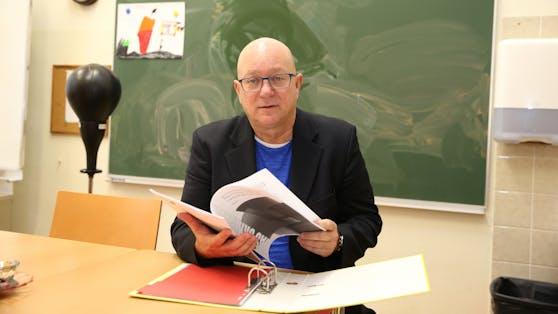 """Jeden Montag gibt Niki Glattauer in """"Heute"""" Noten."""