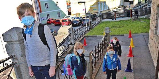 Das Bildungsministerium arbeitet derzeit am Plan, wie es im Herbst in den Schulen weitergehen soll.