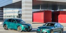 Alfa Romeo Giulia und Stelvio Q Modelljahr 2020