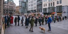 Fast 500 Neuinfektionen und fünf Corona-Tote in Wien