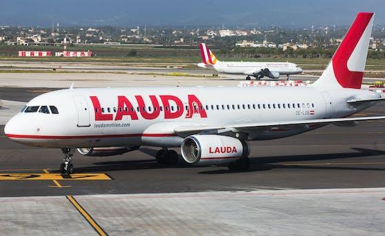 Ist in Turbulenzen: Die Ryanair-Tochter Laudamotion.