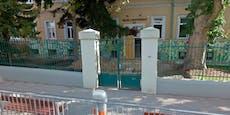 Corona-Fall: Wiener Schule macht am 1.Tag wieder dicht