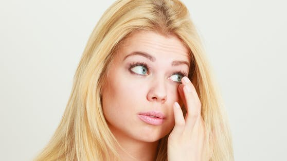 Eine Übertragung des Coronavirus über die Augen ist laut deutschen Ärzten denkbar aber eher unwahrscheinlich.