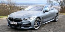Wahre Fahrfreude mit dem BMW M850i