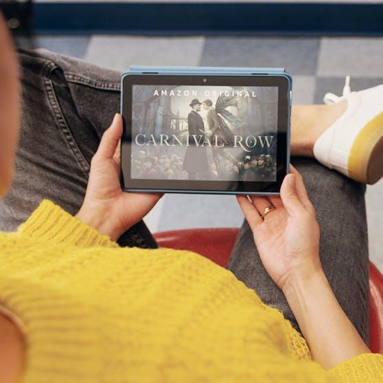Fire HD 8, Fire HD 8 Plus und Fire HD 8 Kids Edition: Amazon stellt neue Tablets für die ganze Familie vor.