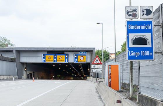Die Tunnel-Anlagen werden erneuert.