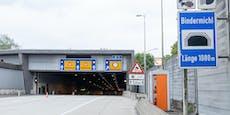 Bindermichl: Tunnel-Technik wird erneuert